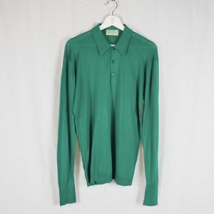 JOHN SMEDLEY Polo Summer Knit