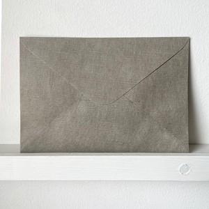 備中和紙の洋封筒【a】