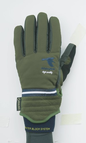 17-18 VOLUME GLOVES MANIFESTO WATERPROOF ARMY ヴォリューム グローブ