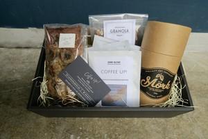 【冬の贈り物】coffee up!お家カフェ ファミリーセット