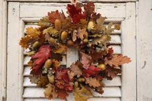 Couronne d'automne