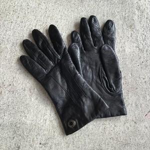 COACHレザー手袋