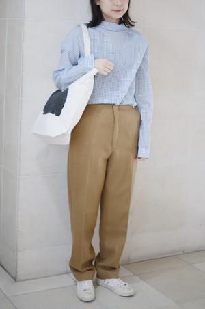 """A .Dupré""""High waist trousers""""[Beige]"""