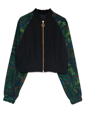 CARA BOMBER - forest
