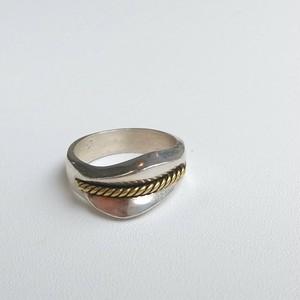 Mexicoシルバー 925 真鍮アクセントリング