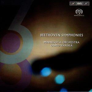 [中古SACD] ベートーヴェン:交響曲第3番「英雄」/第8盤 ヴァンスカ&ミネソタ管弦楽団