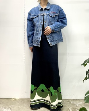 1980s MADE IN ITALY Best Company denim jacket【L】