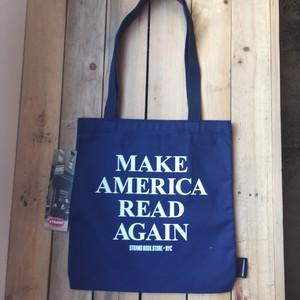 Strand Book Make America Read Again Tote Bag
