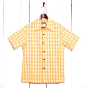 Mountain Mens Open パラカシャツ / イエロー