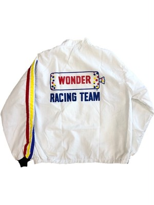 70's WONDER RACING TEAM Racing Jacket