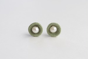 kobana 01 / yanagi / pierce / earring