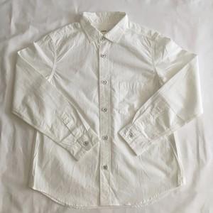 RINEN / レギュラーカラーシャツ 36000 シロ