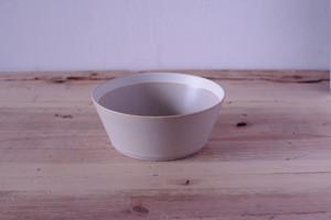 dishes bowl(sand beige/matte) 木村硝子店×イイホシユミコ