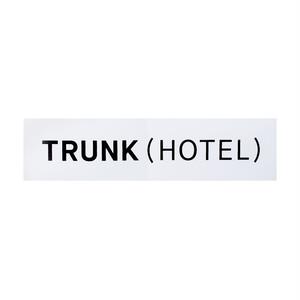 TRUNK(HOTEL) Logo  Sticker