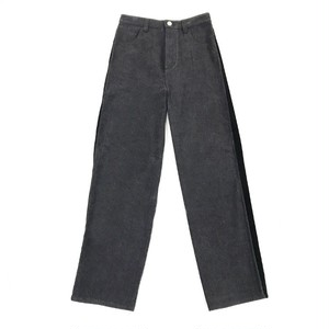 KOCHE SIDE LINE DENIM TROUSERS