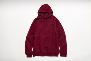 MAGICAL BURGUNDY HOODY