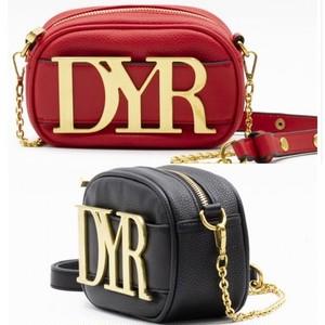 ●ご予約【Denny Rose】DYR レザーショルダーBAG_021DD90003