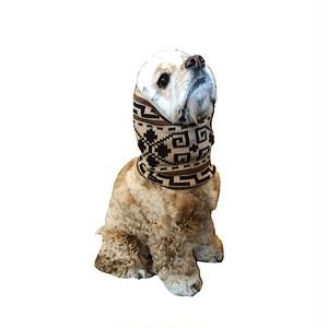 垂れ耳や耳の長いわんちゃんに必須!おしゃれな PENDLETON(ペンドルトン)犬用スヌード