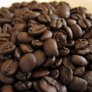 コーヒー豆:ブラジル キャラメラード サンタ・カタリーナ農園(深煎り)580円/100g