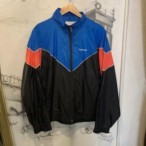 Reebok nylon zip up jacket