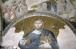 イスタンブール キリストのタペストリー