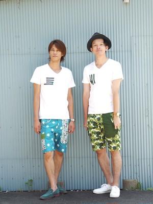 HITY<林剛史×伊藤陽佑>  Tシャツ