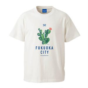 護国神社 蚤の市(サボテン) Tシャツ