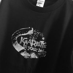 CIGARETTE rogo T(Hand print)