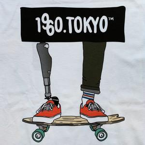 Para Skateboard T-shirt