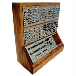 9U 252HP Eurorack Modular Wood Case VC-004