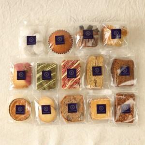 nouveL'ecrin おためし焼き菓子14種セット