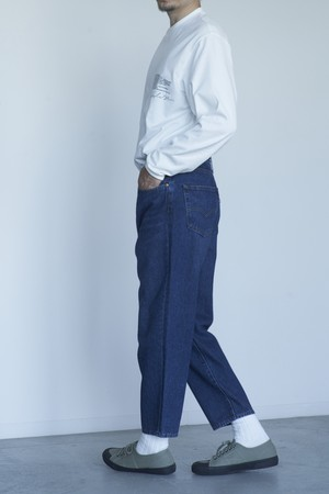 LEVI'S STAY LOOSE TAPERED CROP THE CAN