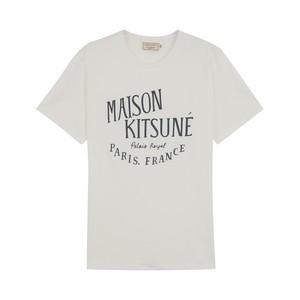 MAISON KITSUNE TEE PALAIS ROYAL / KMM-4751-B
