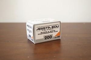 【モノクロネガフィルム 35mm】ARISTA(アリスタ) ARISTA.EDU ULTRA200 36枚撮り