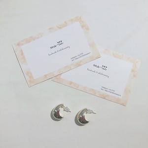 me-iii 's select silver925  pierce