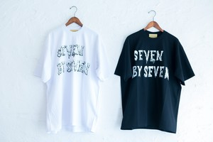 SEVEN BY SEVEN プリントT