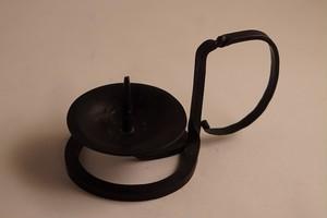 20匁~30匁用 鉄製燭台1