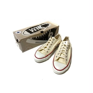 """[DEADSTOCK] 90's """"CONVERSE"""" ALL STAR made in USA (size 8)"""