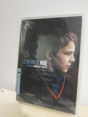 【dvd】L'ENFANCE NUE (邦題:裸の幼年時代)/モーリス・ピアラ (maurice pialat)