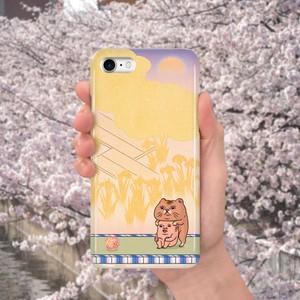 スマホケース(iPhone & Android)お座敷遊び / 手毬