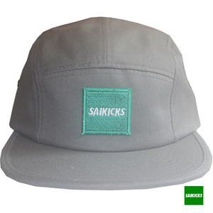 SAIKICKS SQUARE LOGO CAMP CAP