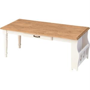 センターテーブル Andreas アンドレアス ローテーブル 木製 西海岸 インテリア 雑貨 西海岸風 家具