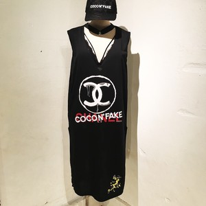 COCO N° FAKE One-Piece / Black