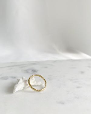 Coral / Ring - K18GP