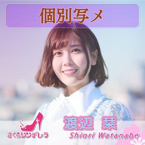 【1部】S 渡辺栞(さくらシンデレラ)/個別写メ
