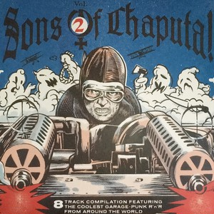 V.A.- Sons Of Chaputa Vol.2   10""