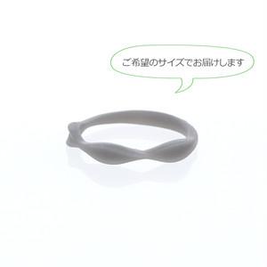 UV硬化樹脂 / 3Dモデル (リング) / ひらりひらりひらり