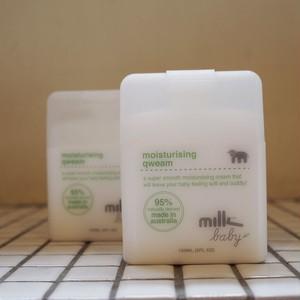 MILK BABY LINE ミルク モイスチャライジング クリーム 150ml