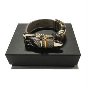 Bijou R.I - Python Barcode Bracelet -