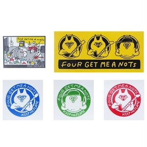 """""""KEEP THE FLAME"""" Sticker Pack"""